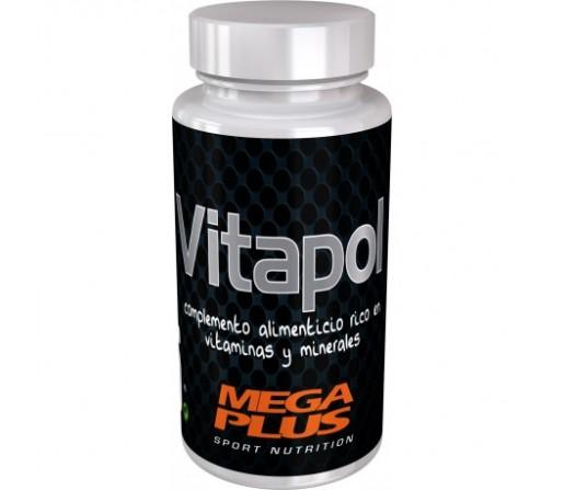 Vitapol Multinutriente con Vitaminas y Minerales 60 cápsulas MEGA PLUS