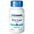 Zinc OptiZinc, monometionina de zinc, zinc citrato 90 cápsulas LIFEEXTENSION